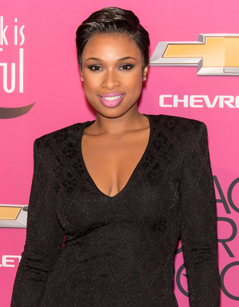 Jennifer Hudson's new, cropped pixie shocked us all at BET's 2013 Black Girls Rock.
