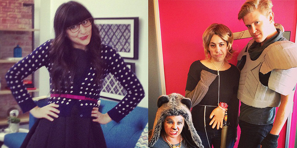 POPSUGAR Goes Full Pop Culture For Halloween