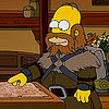 The Simpsons Hobbit Couch Gag