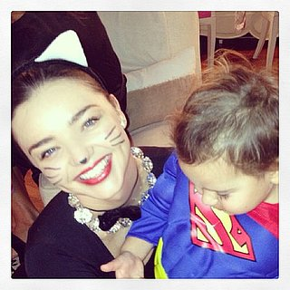 Celebrity Moms' Instagram Pictures Week of Oct. 27, 2013