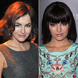 Camilla Belle got bangs this week and also went for a darker hair color. Our Facebook followers had mixed feelings about her new look.