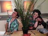 LA video team members Paul Germain and Jackie Dunbar were both Ace Ventura!