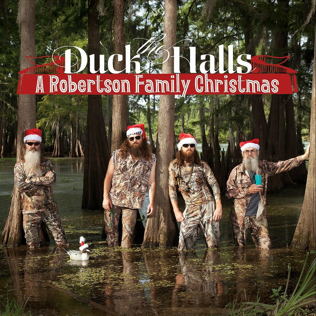 Duck the Halls: A Robertson Family Christmas ($12)