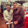 Bryan Cranston Directing Modern Family Christmas Episode
