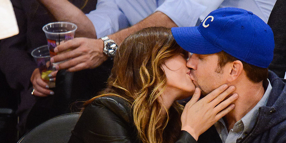 Olivia and Jason Don't Need a Kiss Cam as an Excuse For PDA
