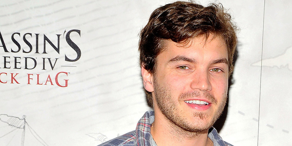 Meet Emile Hirsch's New Son, Valor!