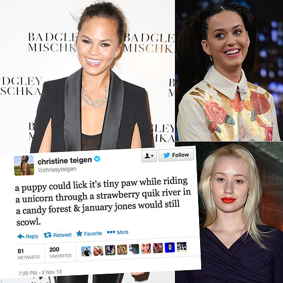 Celebrity Tweets of the Week: Chrissy Teigen, Katy Perry, Iggy Azalea & More!