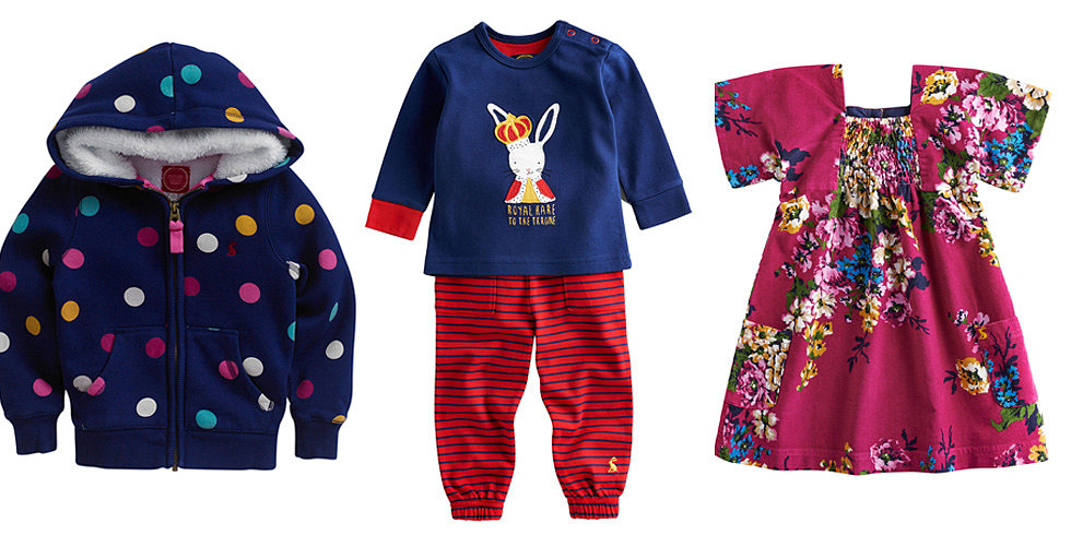 Brit Brand Joules Makes Its (Adorable!) US Debut