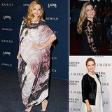 Drew Barrymore's Lovely, Laid-Back Maternity Style
