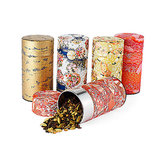 Teavana Washi Tins and Chai Oolong Tea