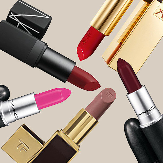 Add a Pop of Color to Your Look With Bold Winter Lipstick