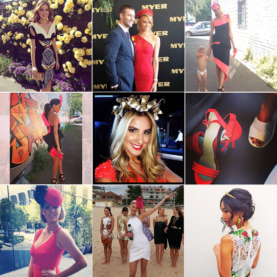 Melbourne Cup Candids! See Coco Rocha, Kate Upton, Jennifer Hawkins And More