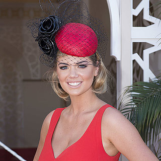 Kate Upton Looking Hot at Melbourne Cup