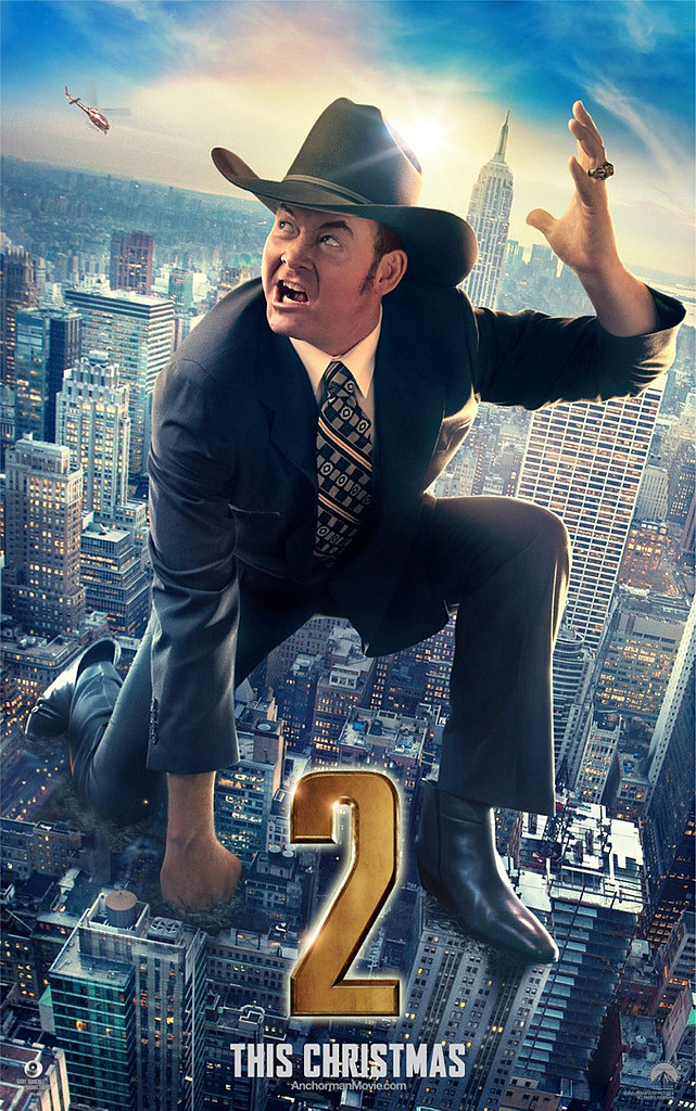 David Koechner as Champ Kind