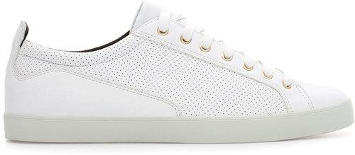Micro-Perforated Sneaker