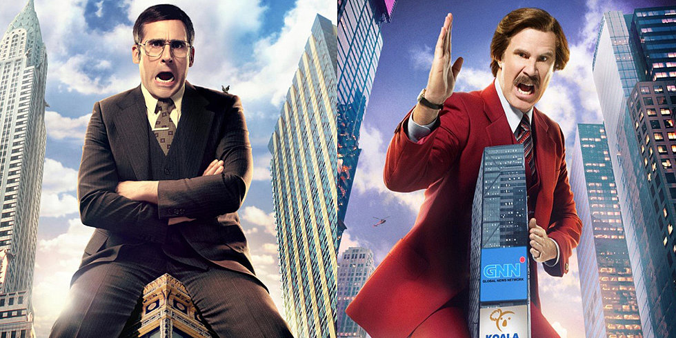 These Anchorman Posters Are as Ridiculous as They Should Be