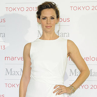 Jennifer Garner at the Marvelous Max Mara Tokyo Event 2013