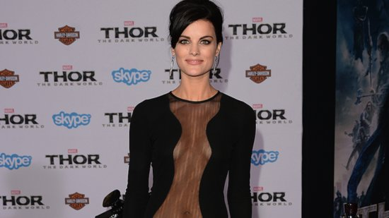 Why Jaimie Alexander Wore Such a Revealing Dress