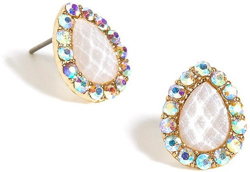 Snow Mini Tear Studs