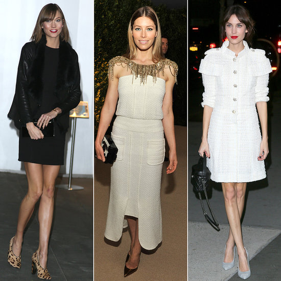 Alexa Chung, Karlie Kloss, Anna Wintour And More At The MoMa Benefit