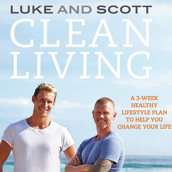 Luke and Scott Clean Living Book Review
