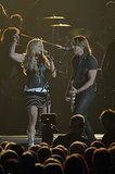 Miranda Lambert and Keith Urban sang a duet.