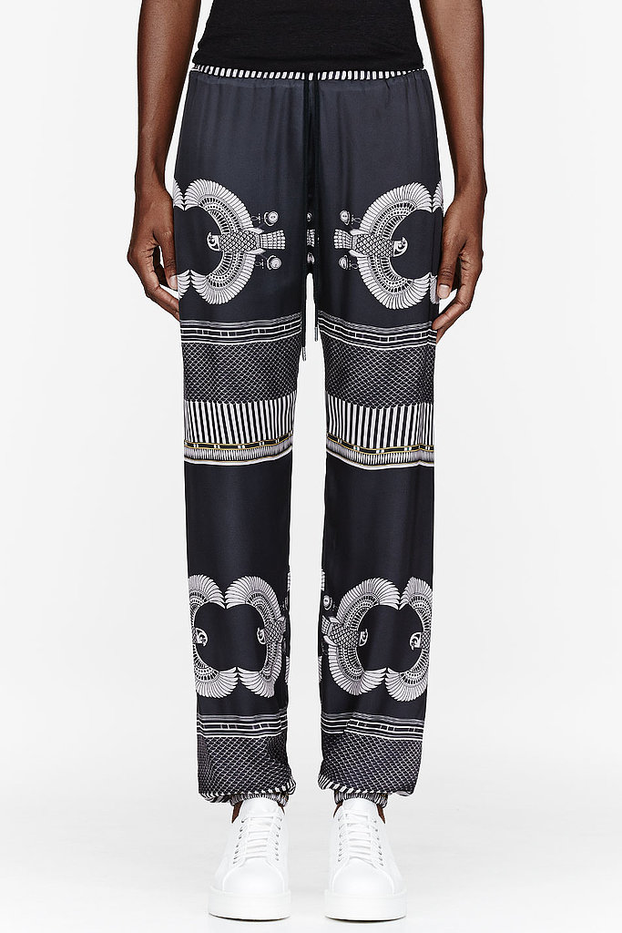 These Chloë Sevigny for Opening Ceremony black lounge pants ($425) were meant for a very stylish sleeper.