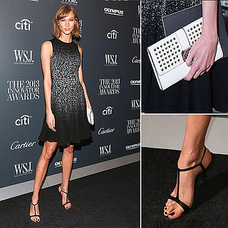 Karlie Kloss Dress at WSJ Innovator of the Year Awards 2013