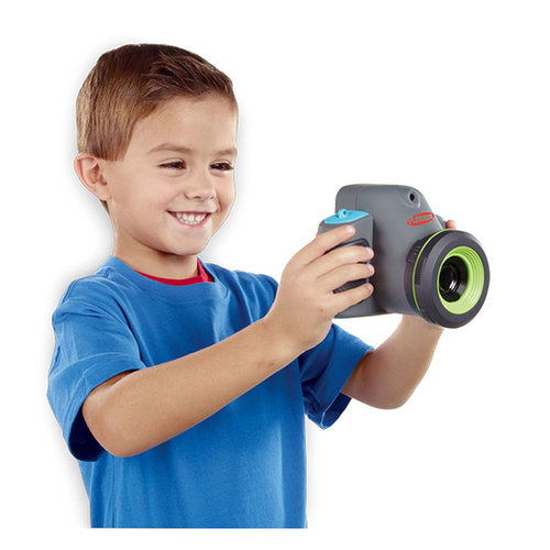 For 4-Year-Olds: Playskool Showcam 2-in-1 Digital Camera and Projector