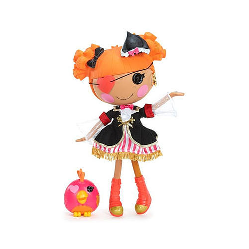 For 4-Year-Olds: Lalaloopsy