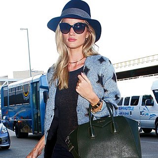 Rosie Huntington-Whiteley's Star Jacket Style | Video