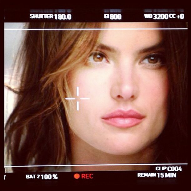 How gorgeous is Alessandra Ambrosio? Source: Instagram user alessandraambrosio