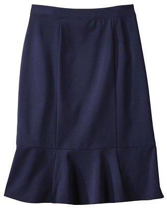 Merona® Women's Peplum Skirt - Assorted Colors