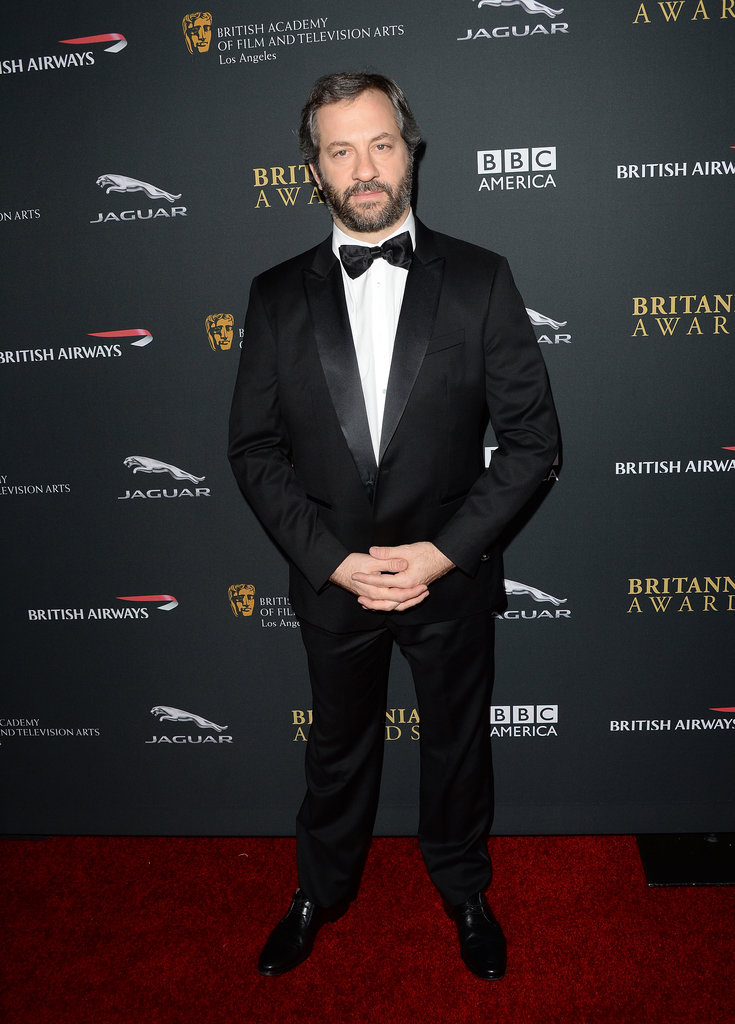 Judd Apatow attended the BAFTA LA Jaguar Britannia Awards.