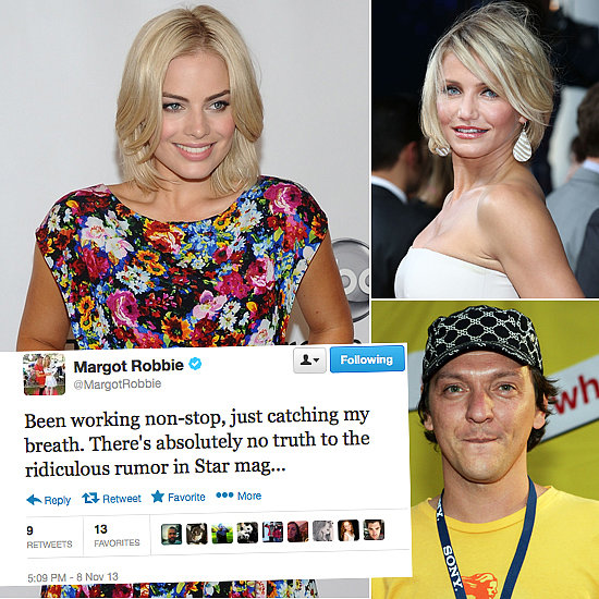 Celebrity Tweets of the Week: Margot Robbie, Cameron Diaz, Chris Lilley & More!