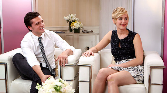 Why Did Josh Hutcherson Storm Out on Jennifer Lawrence?