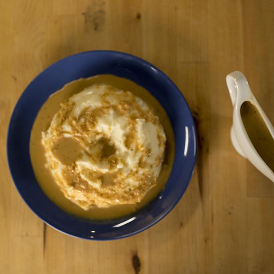 Rich And Silky Turkey Gravy Recipes — Dishmaps
