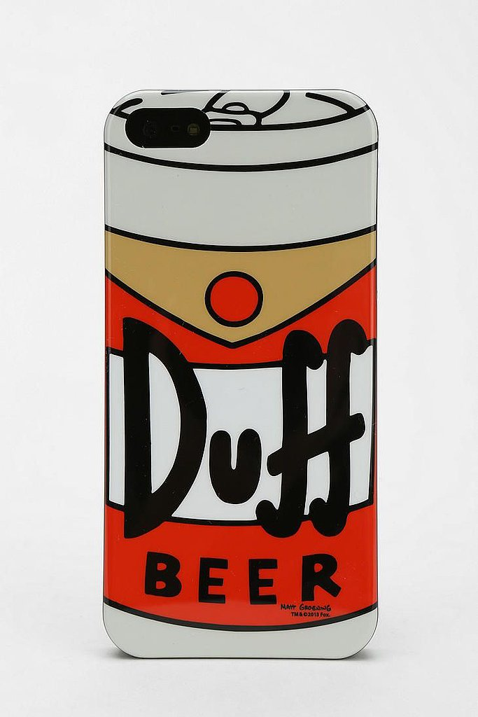 Duff Beer iPhone 5/5s Case ($30)