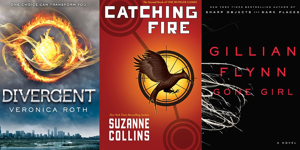 7 Books You Have to Read Before They're Movies