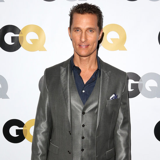 Hot Male Celebrities At GQ Men of the Year Party