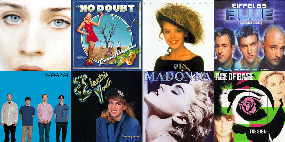 The Nostalgic, Embarrassing First Albums We Ever Bought