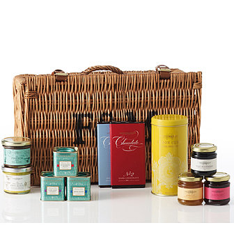 Fortnum and Mason's Piccadilly Hamper ($80)If you are digging the food route, take it to the next level with one of Fortnum and Mason's iconic gift hampers, like this one that features a few of the store's greatest culinary hits. Kate Middleton joined Queen Elizabeth II and Camilla, Duchess of Cornwall, when they visited the Fortnum and Mason store on Piccadilly Street in London back in 2012.