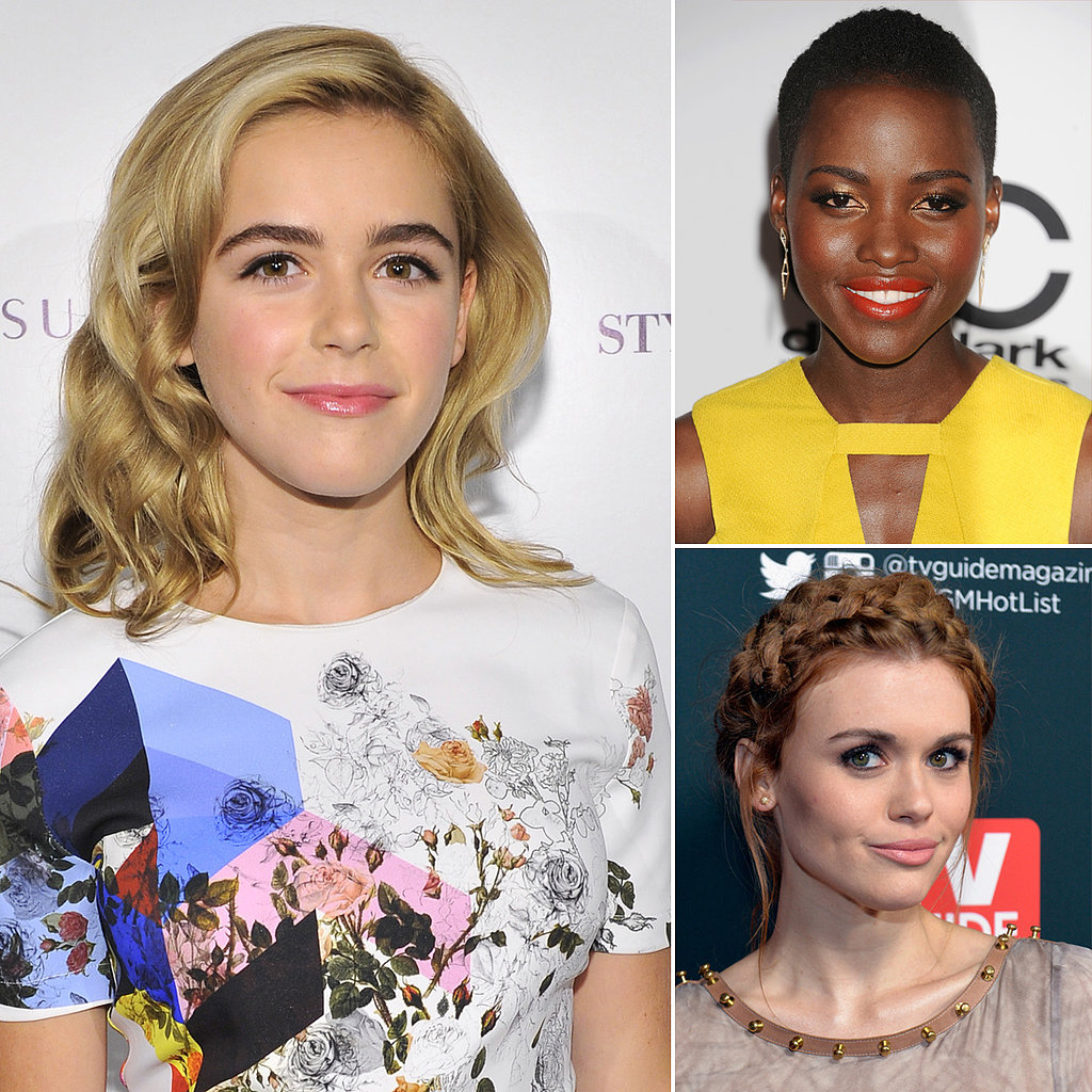 16 Young Hollywood Stars About to Blow Up the Beauty World