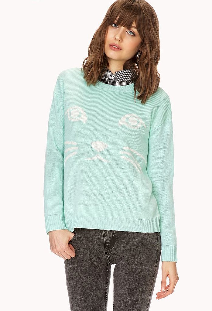 Favorite Cat Sweater ($23)