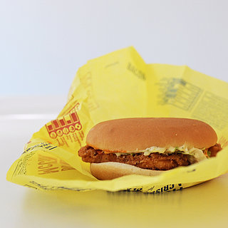 McDonald's Buffalo Ranch McChicken Review