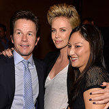 Charlize Theron & Mark Wahlberg At AFI Film Festival