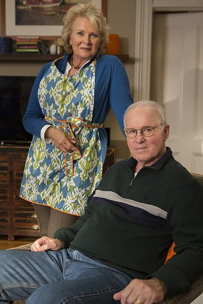 The Michael J. Fox Show Candice Bergen and Charles Grodin guest star on The Michael J. Fox Show as Mike's parents.