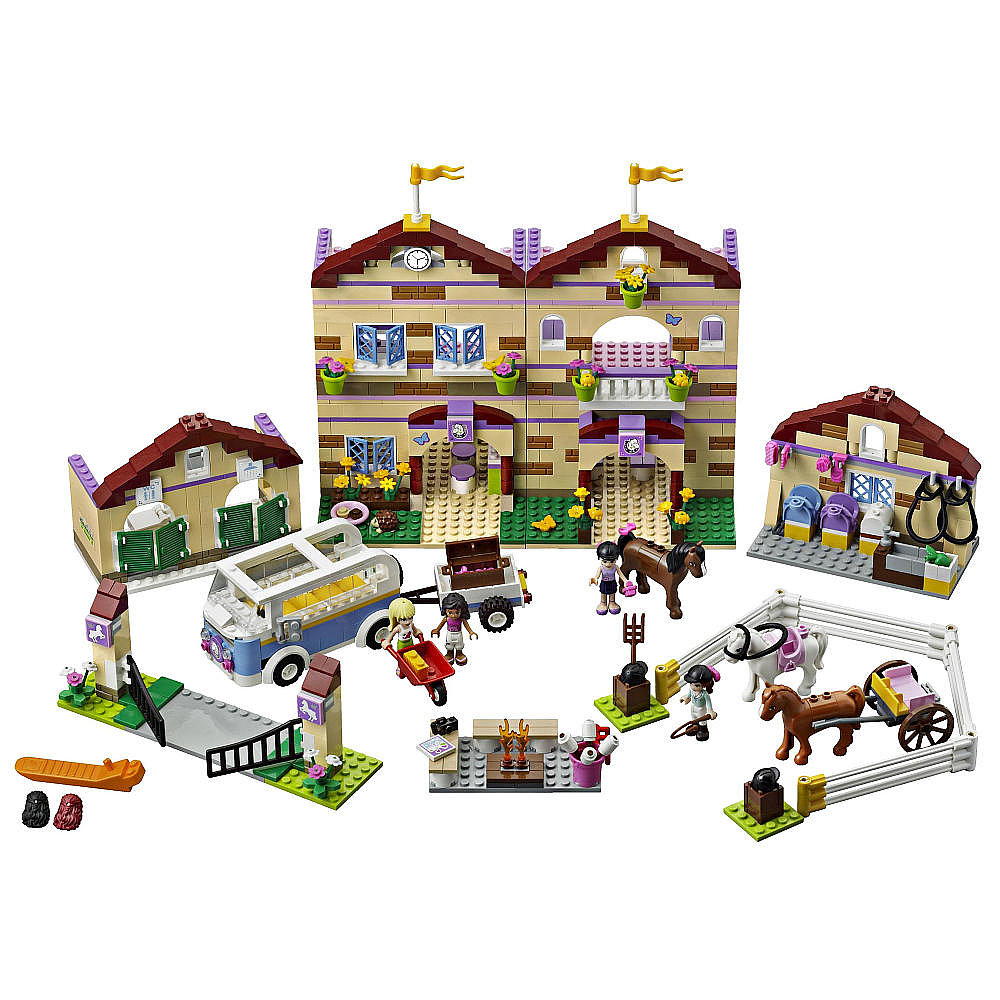 Lego Friends Summer Riding Camp