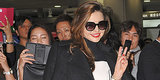Miranda Touches Down in Tokyo Without Her Angel Wings