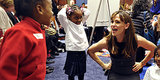 Jennifer Garner Brings Some Positivity to Politics
